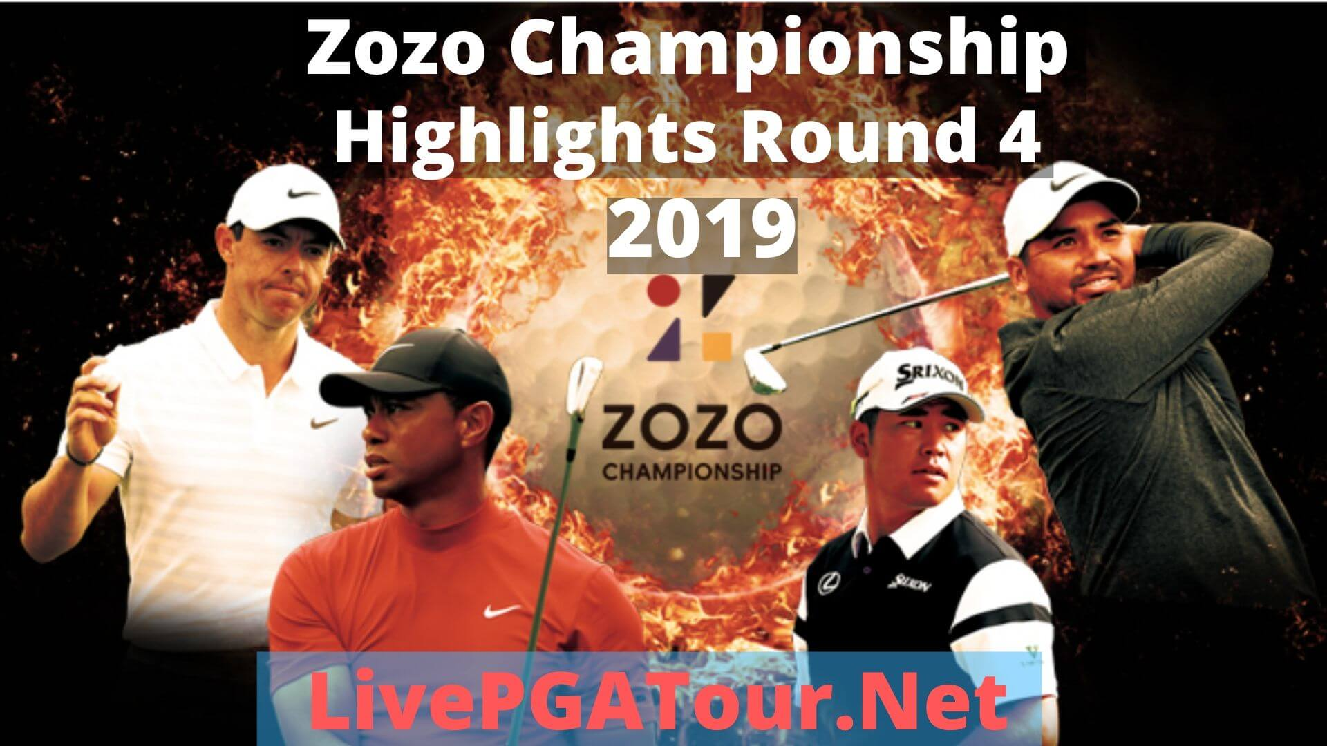 Zozo Championship Highlights 2019 Round 4