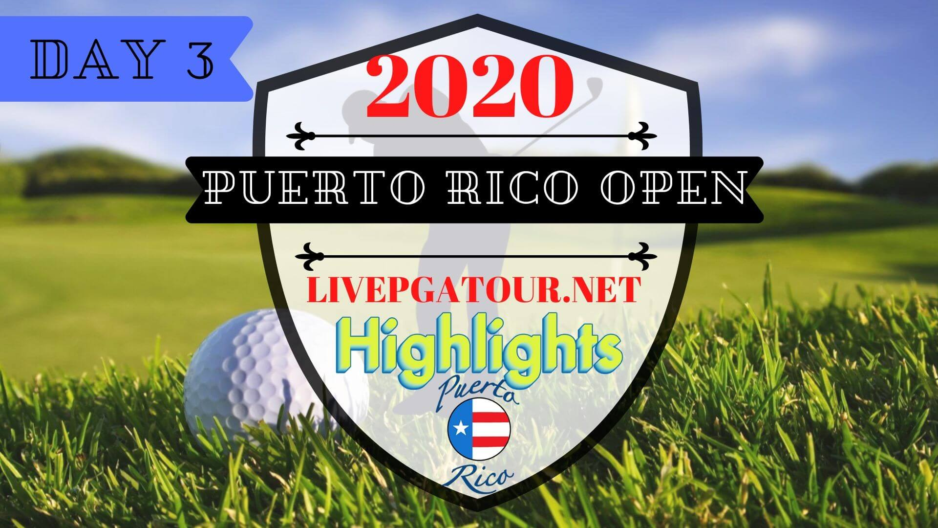 Puerto Rico Open Highlights 2020 Day 3
