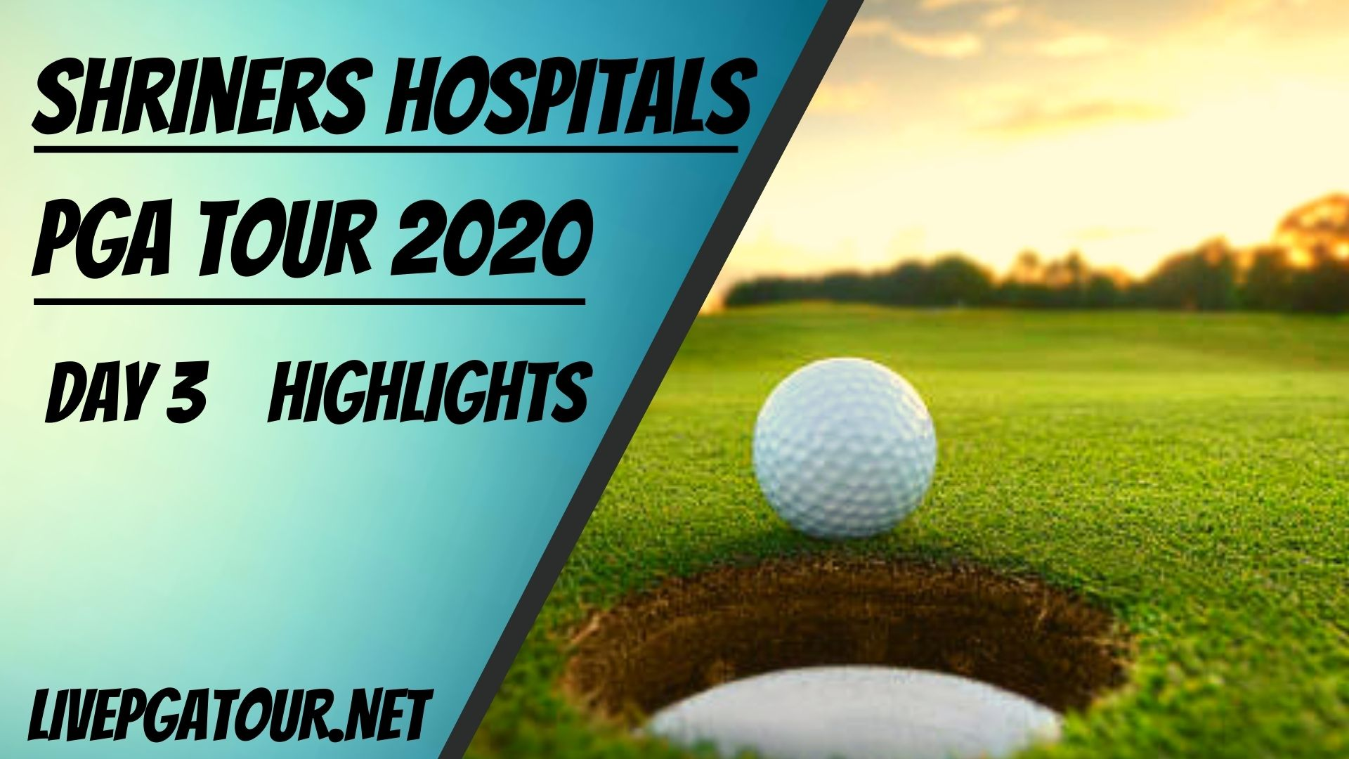 Shriners Hospitals PGA Day 3 Highlights 2020