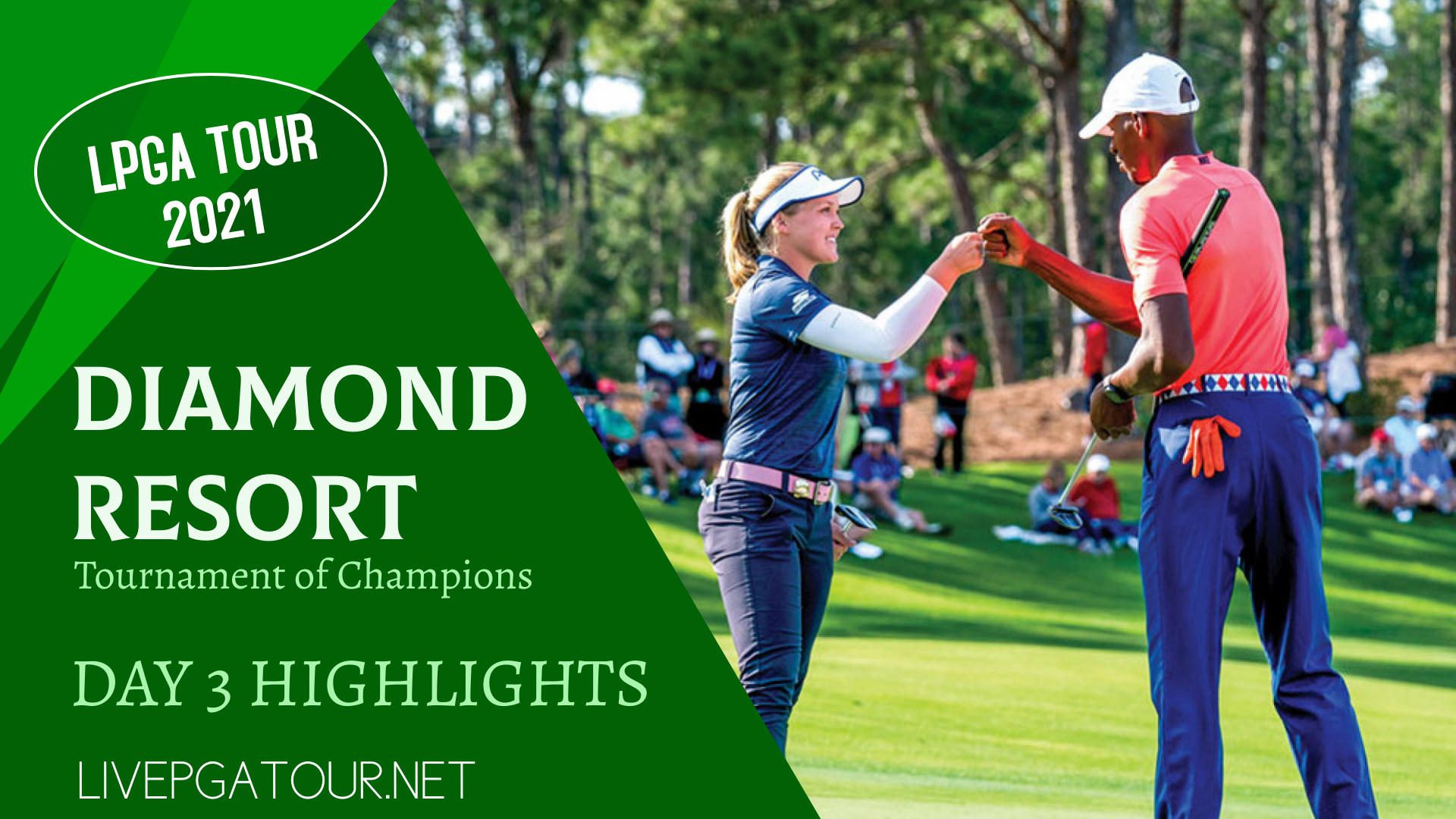 Tournament Of Champions Day 3 Highlights 2021 LPGA Tour