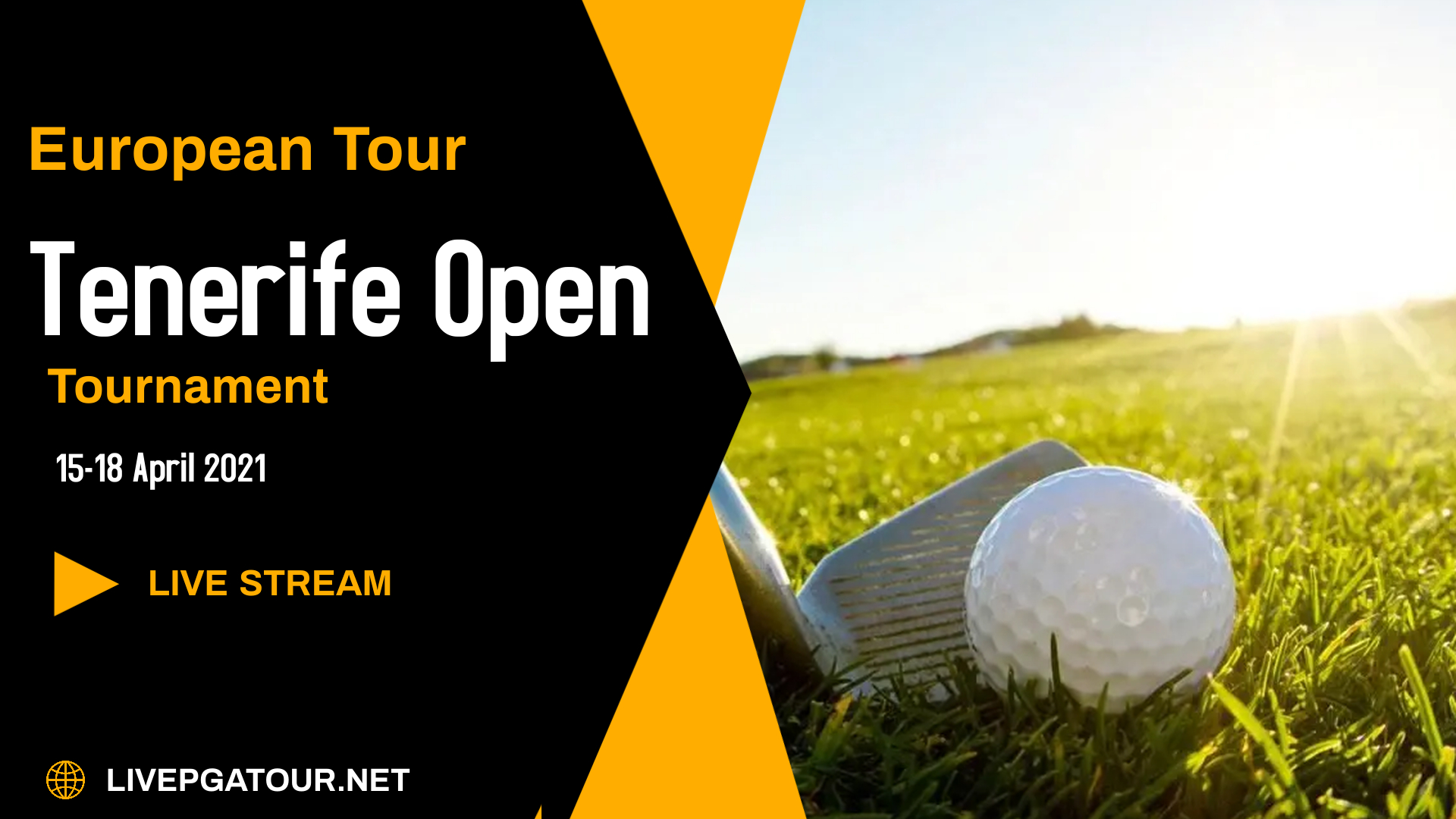 Tenerife Open Live Stream 2021: European Tour Day 4