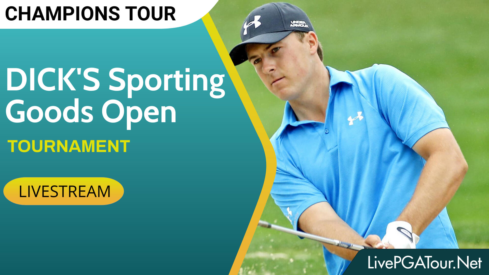 DICKS Sporting Goods Open Live Stream 2021: Champions Tour Day 2