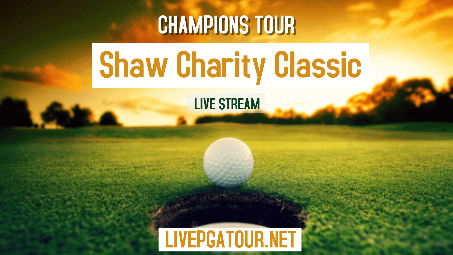 Shaw Charity Classic Live Stream 2021: Champions Tour Day 1