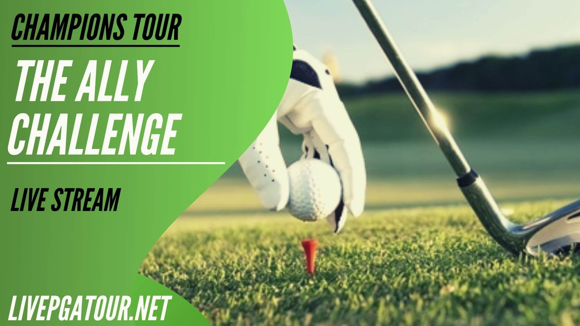 The Ally Challenge Live Stream 2021: Champions Tour Day 1