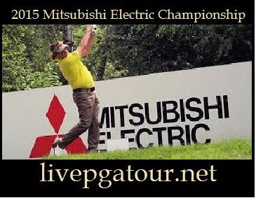 2015 Mitsubishi Electric Championship